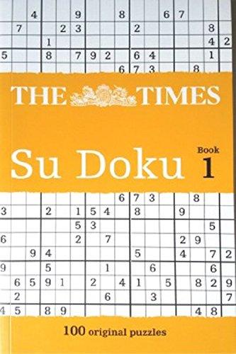9780007832668: The Times Su Doku: Bk. 1