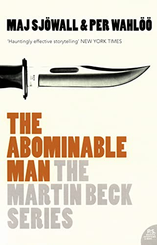9780007835317: The Abominable Man : The Martin Beck Series