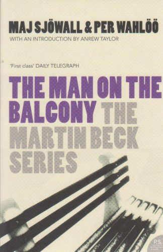 9780007835348: The Man on the Balcony: Martin Beck Series