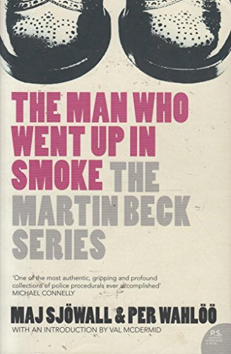 9780007835355: Xmartin Beck Man Who Went Up P