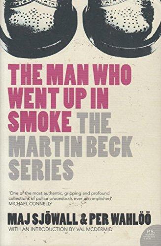 9780007835355: Xmartin Beck Man Who Went Up P