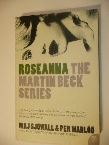 9780007835362: Xmartin Beck Roseanna Pb