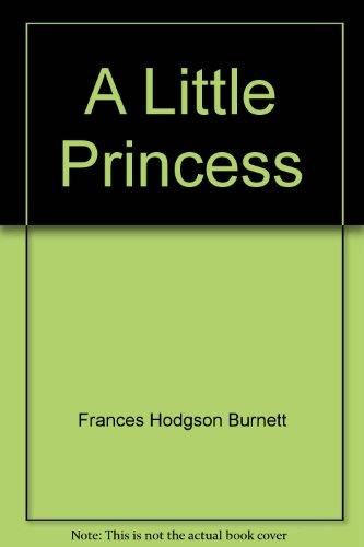 9780007835966: A Little Princess
