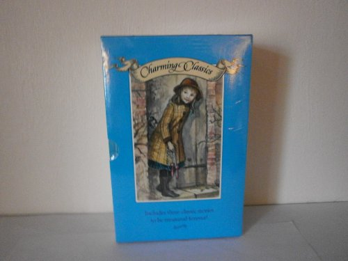9780007836116: Charming Classics 3 vol. box set: The Secret Garden; A Little Princess; Black Beauty