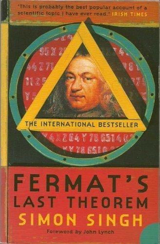9780007836918: Fermat's Last Theorem