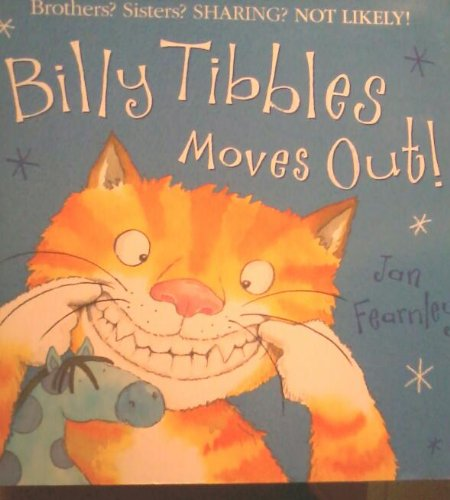9780007837786: Billy Tibbles Moves Out