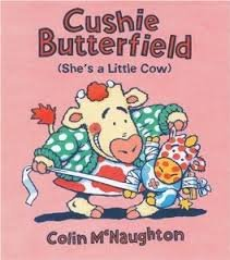 9780007838066: Cushie Butterfield (she's a little cow)