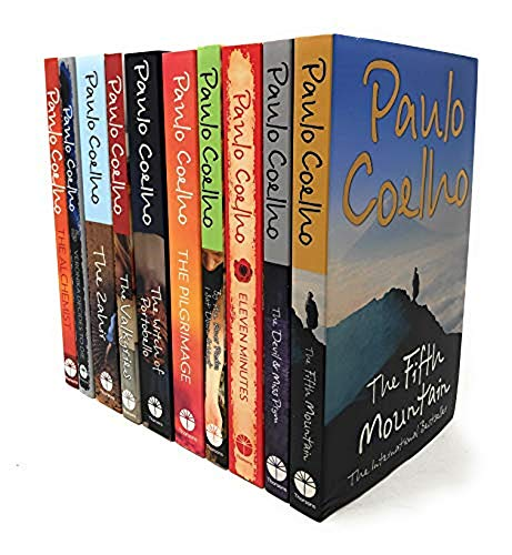 9780007839438: The Delux Collection - Paulo Coelho: Box Set