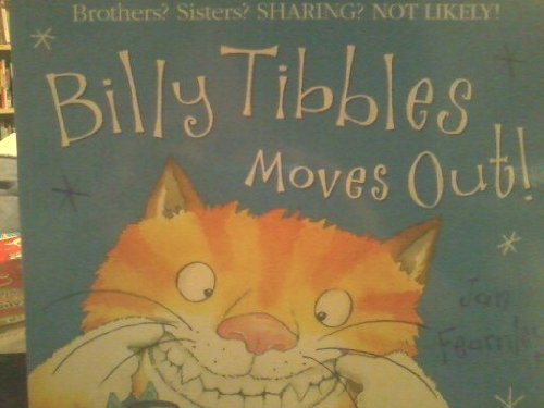 9780007840144: Billy Tibbles Moves Out