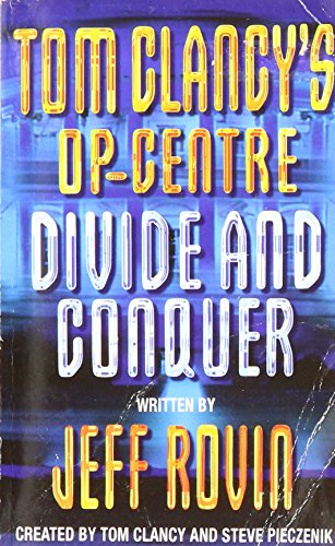 9780007841998: Op Centre - Divide & Conquer- Tom Clancy