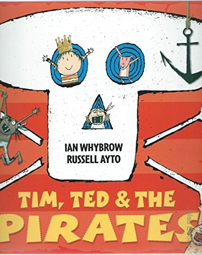 9780007847600: Tim, Ted & the pirates