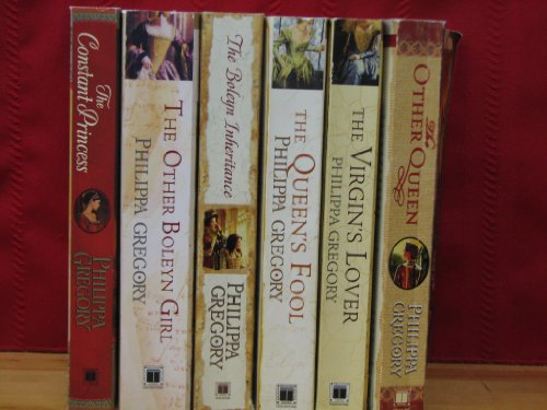 9780007848003: Philippa Gregory Tudor Court Collection