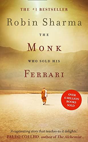9780007848423: The Monk Who Sold His Ferrari