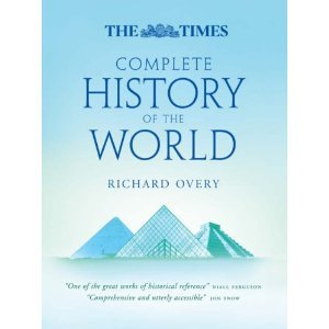 9780007848485: THE TIMES COMPLETE HISTORY OF THE WORLD (THE TIMES COMPLETE HISTORY OF THE WORLD)