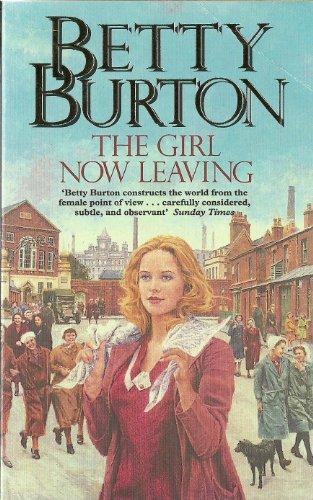 The Girl Now Leaving: Betty Burton