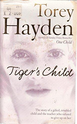 9780007848805: Tigers Child
