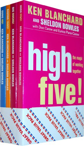 9780007850990: Business Know How Pack: High Five! / Big Bucks! / Raving Fans! / Gung Ho!