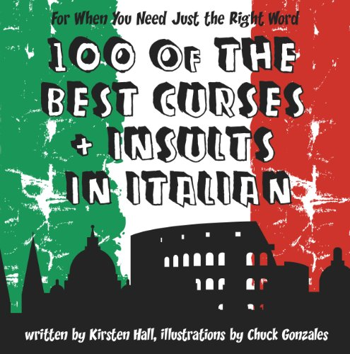 9780007851478: 30 of the Best Curses and Insults in Spanish: A Toolkit for the Testy Tourist