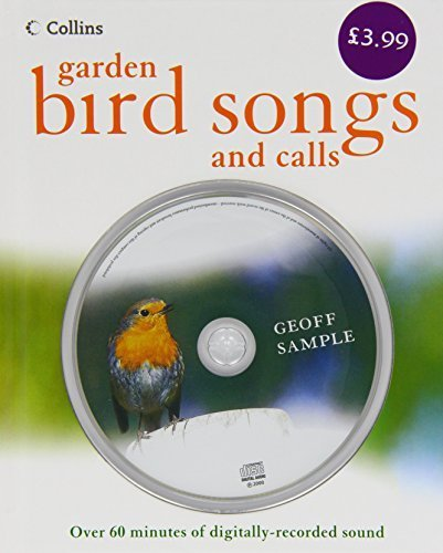 9780007852635: GARDEN BIRD SONGS AND CALLS - Book and CD