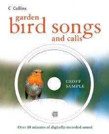 9780007852635: GARDEN BIRD SONGS AND CALLS - Book and CD