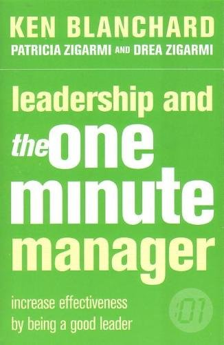 9780007853076: Leadership and the One Minute Manager