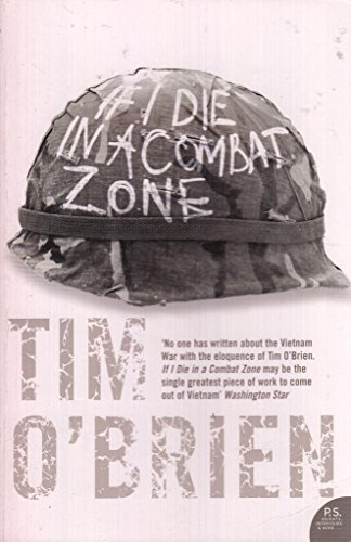 9780007855209: If I Die in A Combat Zone