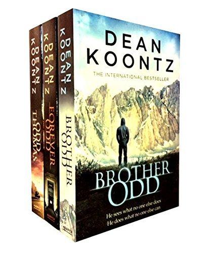 9780007856305: Dean Koontz Box Set: Forever Odd / Odd Thomas / Brother Odd