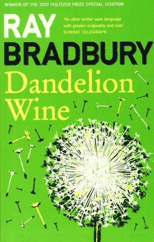 9780007856459: Xdandelion Wine Asda