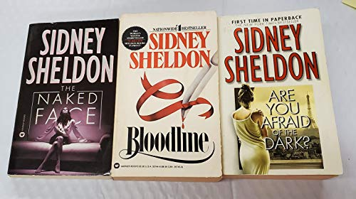 9780007856480: Sidney Sheldon Box Set: Naked Face / Bloodline / Are You Afraid of the Dark?