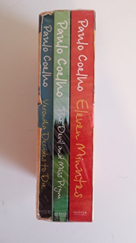 9780007856497: Paulo Coelho Box Set: Veronika Decides to Die / The Devil and Miss Prym / Eleven Minutes