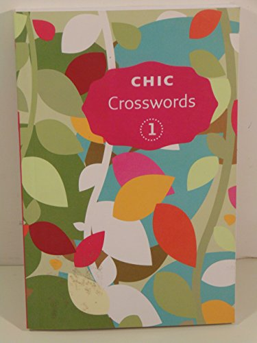 9780007857029: Chic Crosswords 1