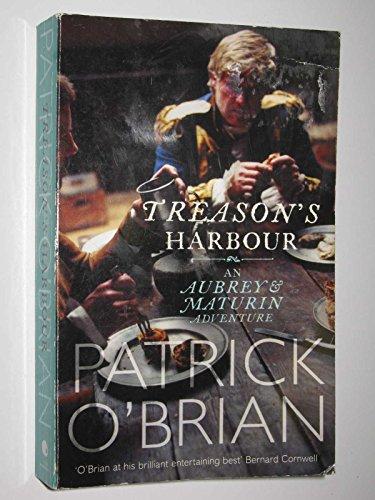9780007858118: Treason's Harbour