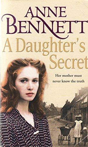 9780007858163: A DAUGHTER'S SECRET.
