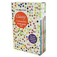 9780007860173: The Times Classy Crosswords Four Book Set