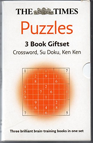 9780007860388: Times Puzzles 3 Book Giftset
