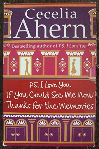9780007860845: Celia Ahern 3 Book Giftset
