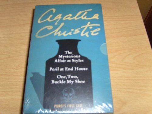 9780007860852: Agatha Christie Poirot 3 Book Giftset