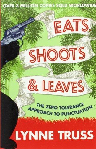 9780007861934: Eats, Shoots and Leaves