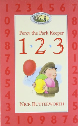 9780007865116: Percy the park keeper 1.2.3