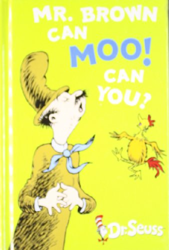 9780007865185: Mr Brown Can Moo, Can You?