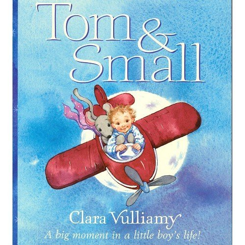 Tom & Small, A big moment in a little boys life, by Clara Vulliamy, Childrens Fiction Book: ...
