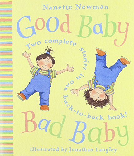 9780007867332: Flats Good Baby Bad Baby