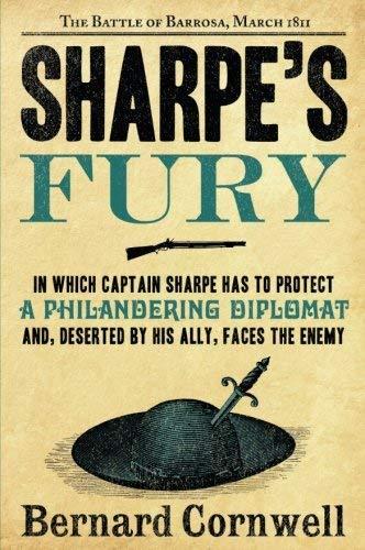 9780007870790: Sharpe's Fury