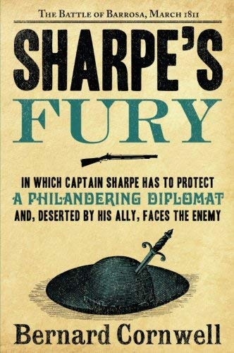 9780007870790: Sharpe's Fury : Richard Sharpe and the Battle of Barrosa