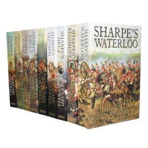 9780007870837: Bernard Cornwell Sharpe's War Battle Collection 9 Books Set Pack (Sharpe's Battle, Sharpe's Havoc, S