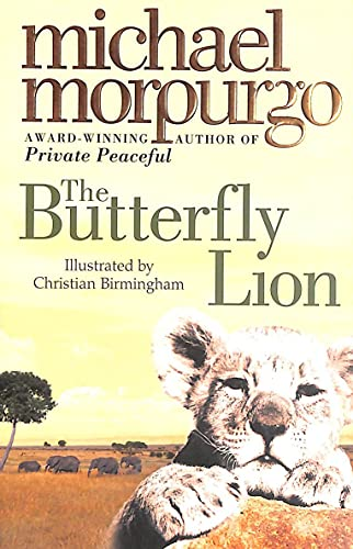 9780007874781: The Butterfly Lion