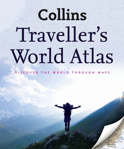 9780007875535: Collins Traveller's World Atlas