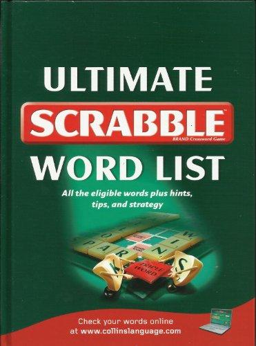 9780007877416: Xultimate Scrabble List Whs