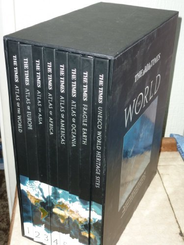 9780007877867: The Times: The World Atlas: 8 Volume Set