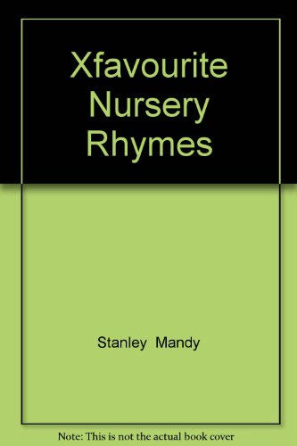 9780007879519: Xfavourite Nursery Rhymes